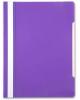 Скоросшив-ль А4 фиолетовый, прозр. верхн. лист БЮРОКРАТ 1/20 PS20vio