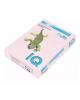 Бумага А4 500л IQ/Cоlor pale А4 (розовый фламинго) OPI74