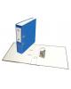 Папка-регистратор BRAUBERG ECO 80 мм синяя 221396