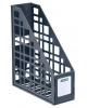 Лоток сборный вертикальный черный (85 мм) ЛТ12 СТАММ