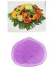 Молд пластик 'Лист жасмина' 1403540