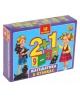 Кубики 'Математика в кубиках' 12 шт. 1622831