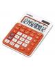 Калькулятор 12 разр. Casio MS-20NC-RG-S-EC оранжевый