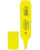 Текстмаркер STAFF лимонный эконом скошенный наконечник 1-5мм 150728