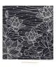 Гравюра 'Лотос' с металлическим эффектом серебро + штихель 1906699