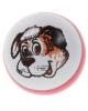Мяч с рисунком цвета микс 580731