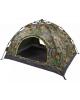 Палатка  2-местная 1-слойная зонтичного типа цвет хаки-осенний лес 200*150*110   805-049