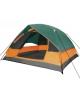 Палатка туристическа 3-мест 1-слойная зонт.типа  цвет микс210*210*130см   991-097