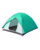 Палатка туристическая 2-х местная 2 -слойная 200*145*100см  991-095