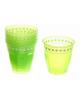 Набор стаканов пластиковых 6 шт 200 мл 'Узоры' 9811Селфи