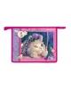 Папка д/тетрадей 1 отд. А5 Милые Котята 235*190*50 молния пластик ПТМА5-МК