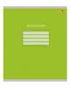 Тетрадь 40л Биология (Однотонная серия) ТТ405116 1/100