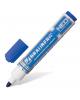 Маркер д\маркерных досок синий  Brauberg круглый нак. 150488