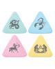 Ластик Berlingo 'Horoskope' треугольный натуральный каучук BLc_00260