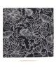 Гравюра 'Цветы' с металлическим эффектом серебро + штихель 1906705