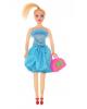 Кукла 'Оксана' в платье с сумочкой 1873064