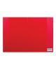 Обложка для классного журнала красная, 310*440 мм 300мкр. ПВХ жесткие стороны арт.235902