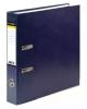 Папка-регистратор 55 мм inФормат синий. металл.окантовка собанный ОР9050В