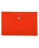 Папка-конверт А5 на кнопке красная РК804А5Nred Бюрокр