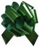 Бант 'Шар'64мм Метал 'Ромб' Зеленый (Китай) 353557
