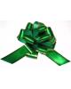 Бант 'Шар'50мм Классика-4 с золотой полоской Зеленый  (Китай) 354066