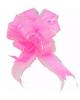 Бант 'Шар' 50мм  Тестиль Перламутр 'Классика' Розовый  (Китай) 1705032