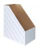 Короб архивный 100 мм микрогофрокартон белый 225421
