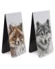 Закладки магнитные д/книг (2шт) Животные  39603
