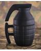 Кружки-граната черная 250 мл 1823797