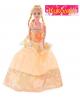 Куколка 'Анюта' в бальном платье 616550
