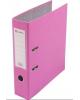 Файл 80мм LAMARK розовая. матал. окантовка /карман