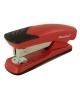 Степлер №24 Silwerhof 401023-28 SHARK красно-черный  20лист.