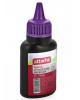 Штемпельная краска 45мл фиолетовая 198695 ATTACHE