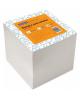 Бумага для записи на склейке OfffictSpact 9*9*9см белый 251462 Спейс