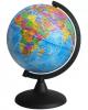 Глобус 21 см политический на круглой подставке Глобусный мир 10022