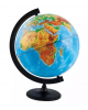 Глобус 32 см физический на круглой подставке Глобусный мир 10013