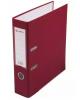 Файл 80мм LAMARK бордовый. матал. окантовка карман AF0600-BR