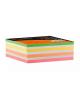 Бумага д/зап  8*8*350 л цветная в термопленке NT0711