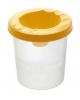 Стакан-непроливайка желтый СН42 Стамм