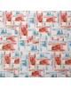 Бумага упаковочная глянцевая 'Деньги' 70*100 см. 1963113