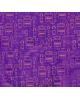 Бумага упаковочная глянцевая 'Компьютерные сети' 70*100см. 2791663
