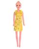 Кукла модель 'Ира' в платье цвета Микс 2905353