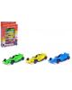 Машина Гоночный болид набор 3 шт. цвет Микс 2920432