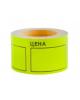 Ценник большой OfficeSpace 50*40 мм желтый 1/200 шт Spt_4156