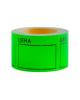Ценник большой OfficeSpace 50*40 мм зеленый 1/200 шт Spt_4159