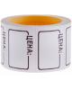 Ценник средний 35*25 мм белый 200 шт/рулон OfficeSpace Spt_4183