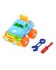 Конструктор для малышей 'Джип', 22 дет. цвет МИКС 2264133