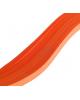 Полоски для квиллинга 'Оранжевые' набор 120 полосок ширина 1 см, длина 39 см. 2757403