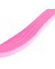 Полоски для квиллинга 'Ярко-розовые' набор 120 полосок ширина 1 см, длина 39 см 2757408