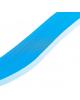 Полоски для квиллинга 'Голубые' набор 120 полосок ширина 1 см, длина 39 см 2757414